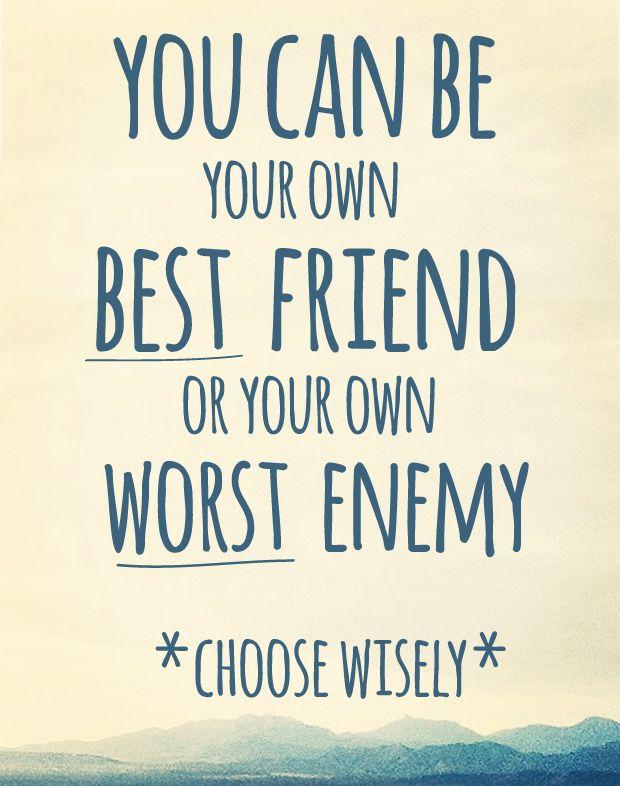 *Choose Wisely*