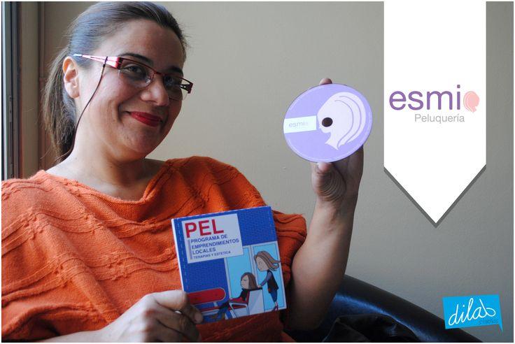 Participante: Yesmi Alvarez Diseña : Raul Toledo  Ejecuta: Codem Consultores Administra:Camara de comercio industrias de Iquique. Cofinancia: Corfo   www.dilabstudios.com
