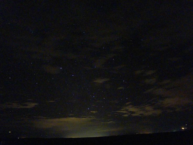 Noche en el Desierto de la Tatacoa - Huila