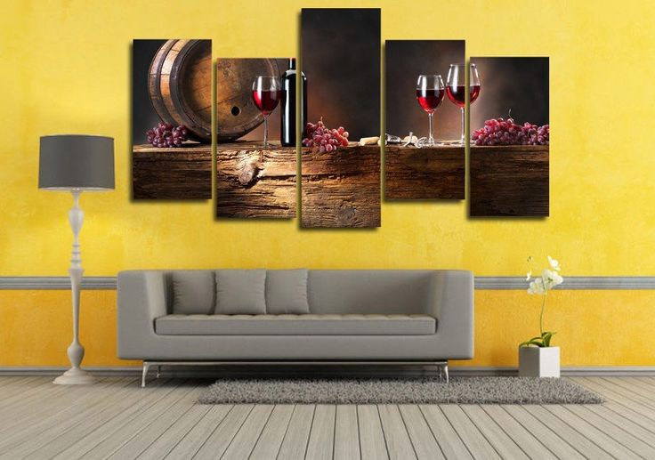 Limited Edition Wine Lovers Canvas – TC Discount Store