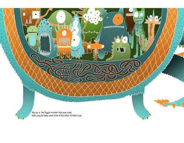 Illustrator : Rebecca Wallace
