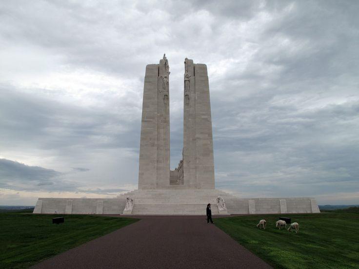 Vimy memorial - Arras