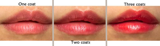 My First YSL Beaute Experience Which Is Not So Glossy: Glossy Stain in Corail Fauve (12)