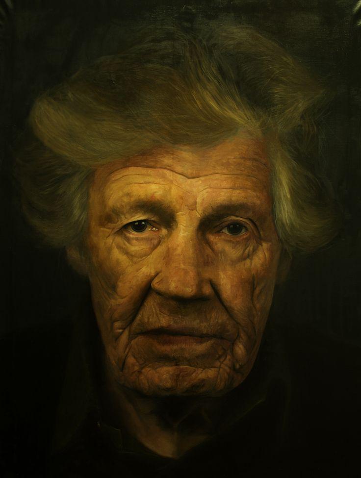 Paintings — Michael Sydney Moore