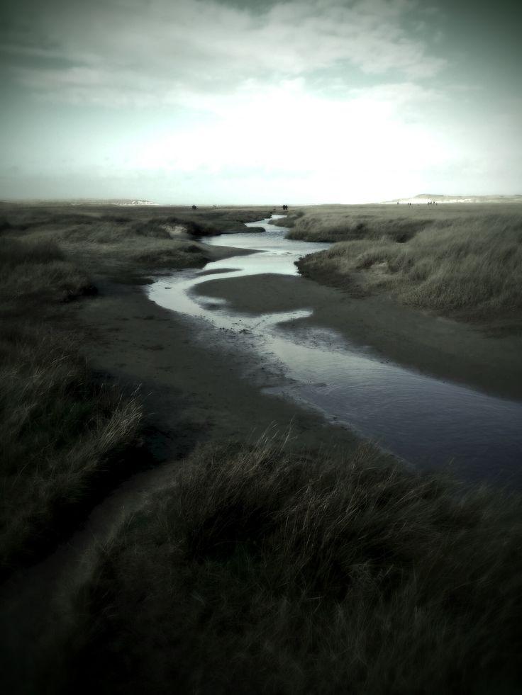 Texel, de Slufter by Marcia Buijsman
