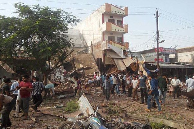 More Than 80 Killed In Restaurant Explosion In India - BuzzFeed News