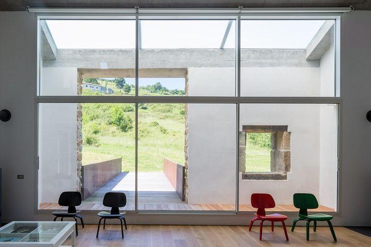 Rehabilitación de Vivienda Rubalcaba / Carlos de Riaño Lozano
