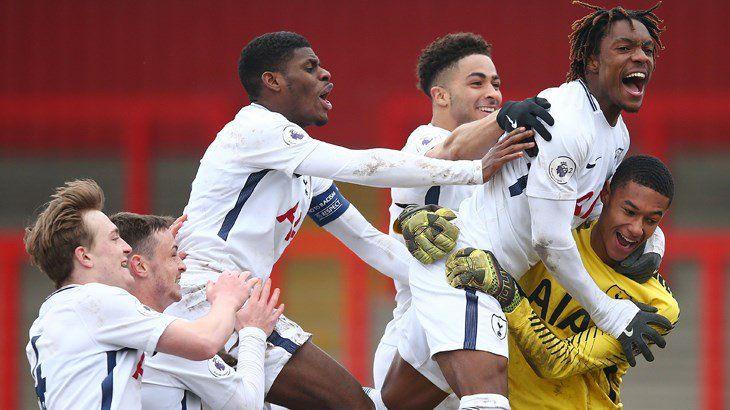 Ο νεαρός αμυντικός TJ Eyoma εκθειάζει την νοοτροπία των συμπαικτών του μετά από τη δεύτερη μεγάλη νίκη μέσα σε μία εβδομάδα.         «Σήμ...