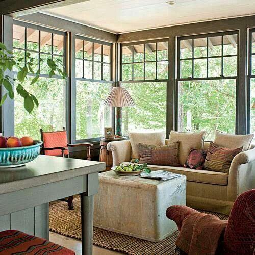 Kitchen Room Decor: Best 25+ Sunroom Windows Ideas On Pinterest