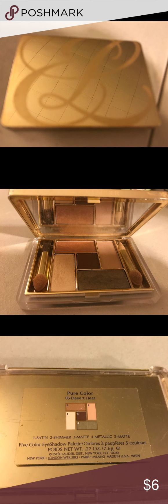 Estée Lauder pure color Estée Lauder pure color in color 05 desert heat, used. 5 different colors. Thanks for checking out Luxury1cosmetics!! Offers are welcomed, bundles are discounted!! Estee Lauder Makeup
