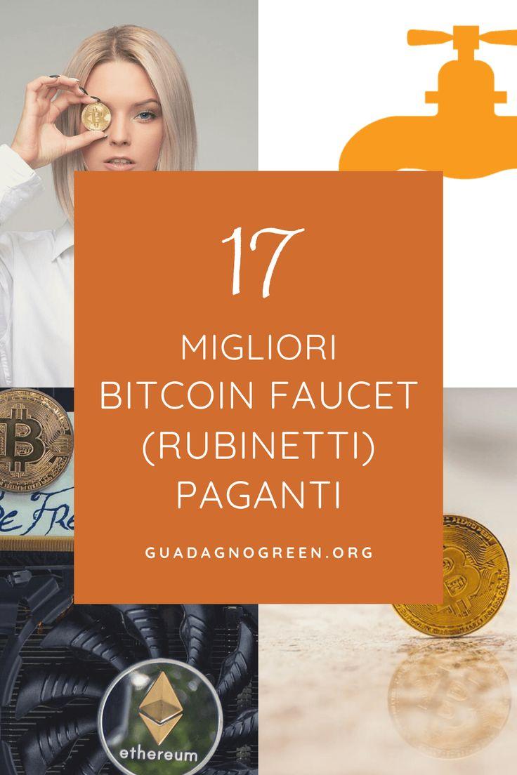 Migliori Faucet (rubinetti) :: Bitcoin-per-tutti