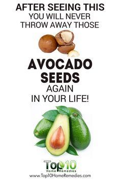 After Seeing This You Will Never Throw Away Those Avocado Seeds Again in Your Life!