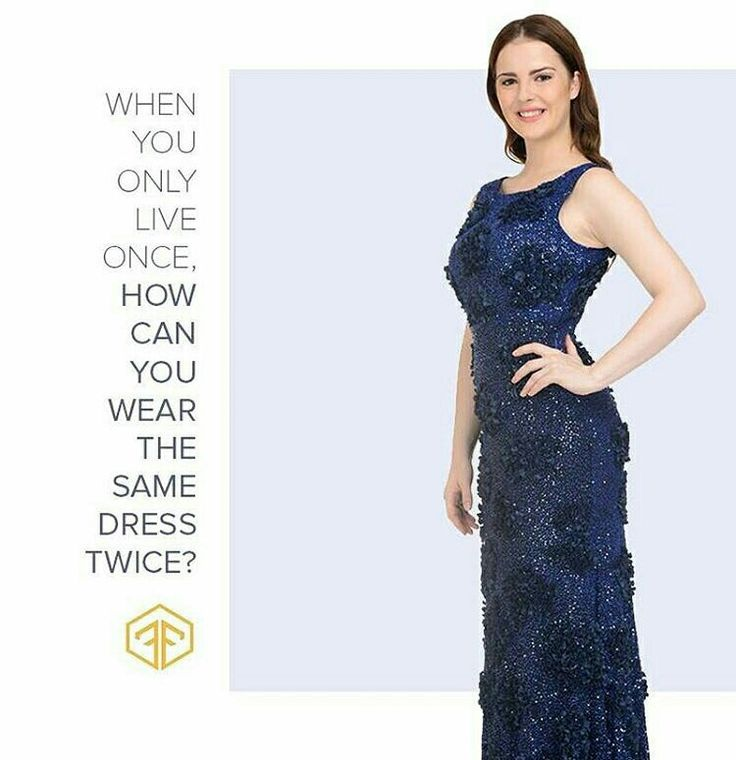 We know dresses can steal the show just once, so does it at all make sense to wear it twice? #RentYourOutfit #OTR #MyOTR #RentTheRamp #sequindress