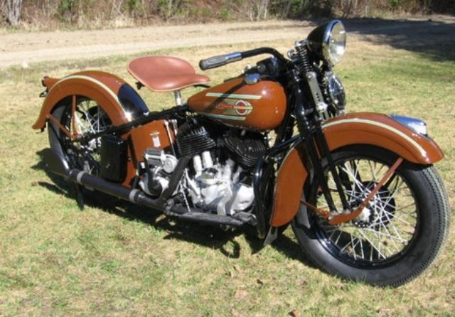 to have a harly davison motorcycle