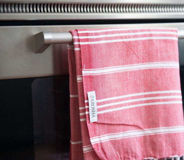 Classic Small Berry Cotton Turkish Towel