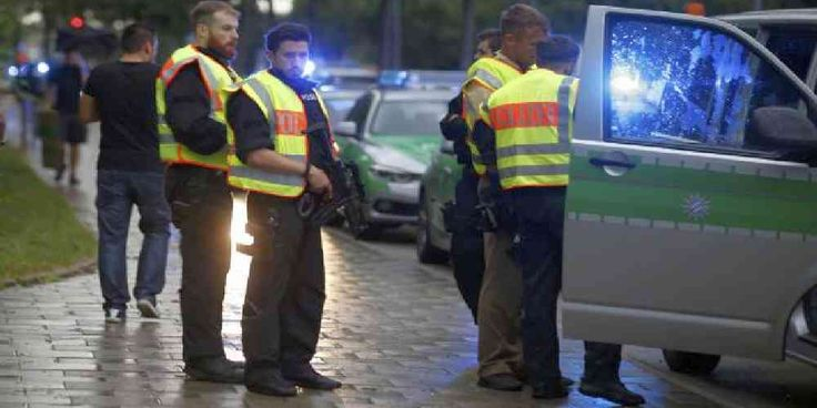 """Top News: """"SAUDI ARABIA: Riyadh Will Help Germany Investigate Terror Attacks"""" - http://politicoscope.com/wp-content/uploads/2016/07/Police-secure-a-street-near-to-the-scene-of-a-shooting-in-Munich-Germany-Headline-News-Now-790x395.jpg - Germany is still reeling from the attacks, the first committed by Muslim refugees who were part of the big wave of migrants that has entered the country over the past few years.  on Politicoscope - http://politicoscope.com/2016/08/07/saudi-ara"""