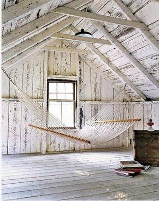 I hung out in our barn as a kid; had it fixed up pretty sweet!