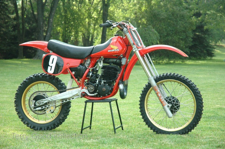 1981 Honda RC250 A1D - Johnny O'Mara (last air cooled engine)