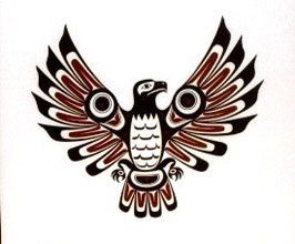 native american Eagle artwork | Note: this isn't part of my rather non-existant belief system, but ...