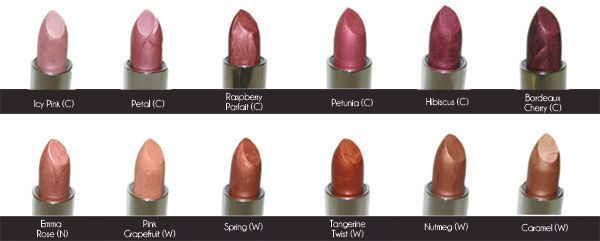 Pure Anada lipstick. Just bought Emma Rose. Such nice stuff.