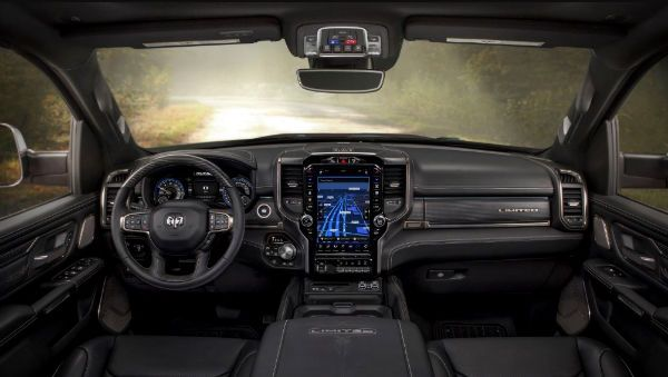 2020 Dodge Ram 2500 Interior In 2020 Dodge Ram 2500 Dodge Ram 1500 Dodge Ram