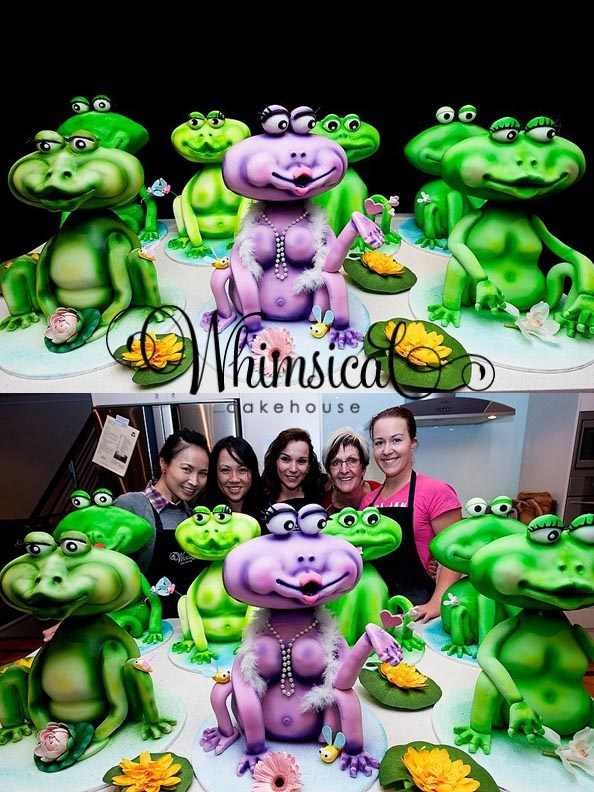 Cake Decorating Classes South Wales : 139 best images about verusca walker on Pinterest Cakes, Jewel cake and Skull wedding cakes