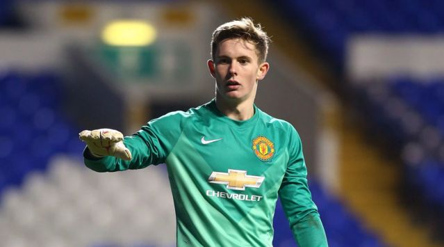 Dean Henderson to be named in Man Utd squad for FA Cup clash v...: Dean Henderson to be named in Man… #ArsenalVsOlympiakos #FACup #Arsenal