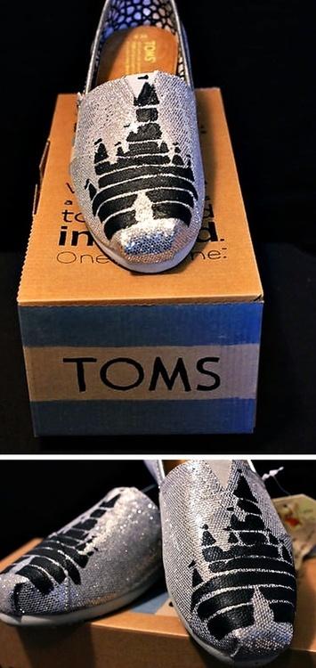 Disney Toms!                                                                                                                                                                                 More