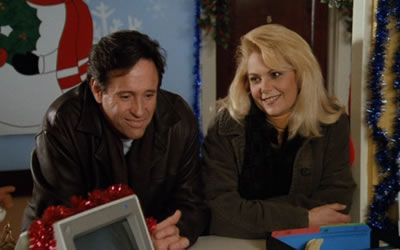 Robert Hays and Ann Jillian in I'll Be Home for Christmas (1997)
