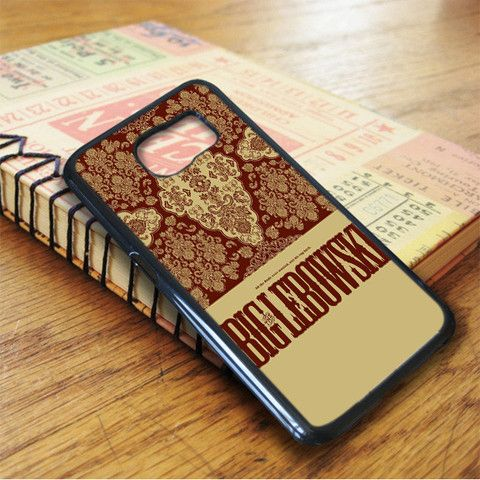 Patern Big The Lebowski Samsung Galaxy S7 Case