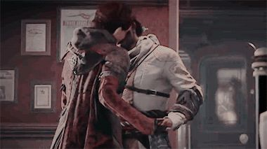 Henvie - Evie Frye and Henry Green | Tumblr | I swear, I'm the only one who actually full-on ships it anymore. I swear.