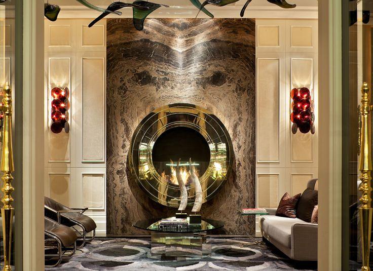 Bisha Hotel Residences Designed By Munge Leung In Toronto Canada