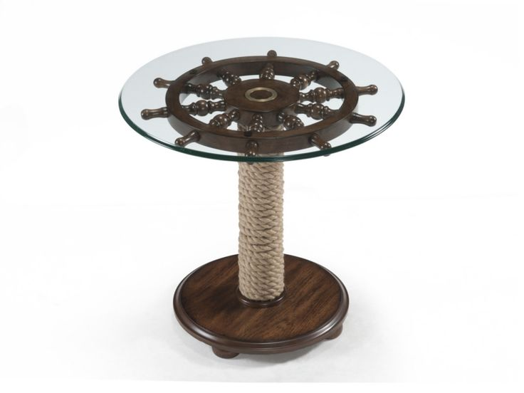 T2214 35 Round Accent Table Occasional Tables