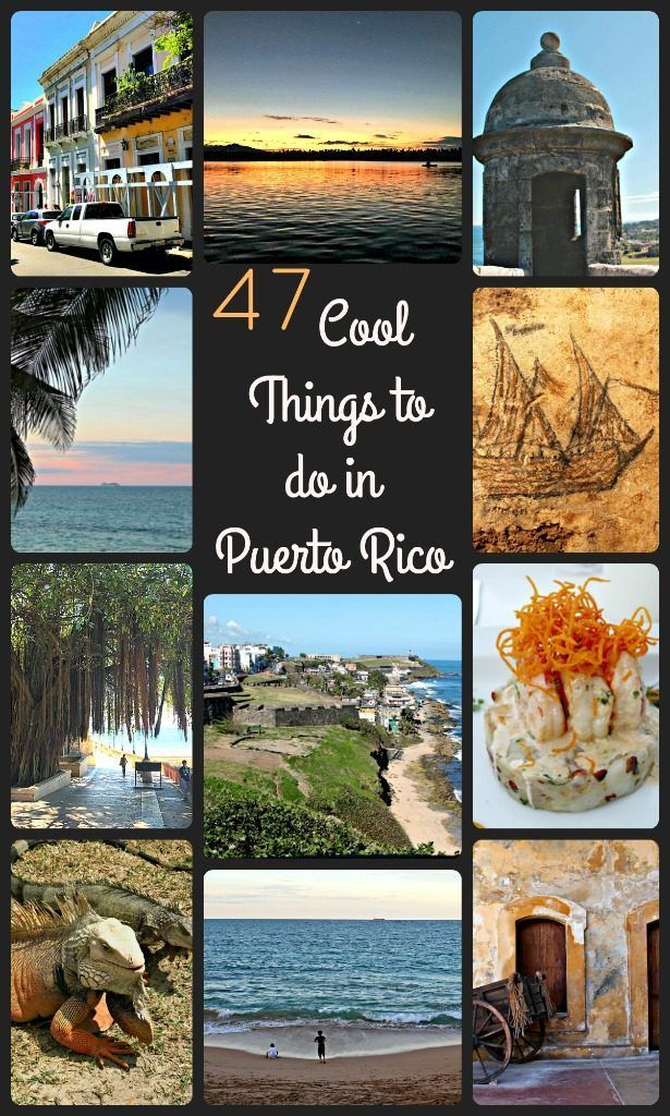 Puerto Rico has something for everyone who loves a Caribbean Island with the convenience of travelling in the US. Read to find out my favorite reasons to visit. http://www.thedailyadventuresofme.com