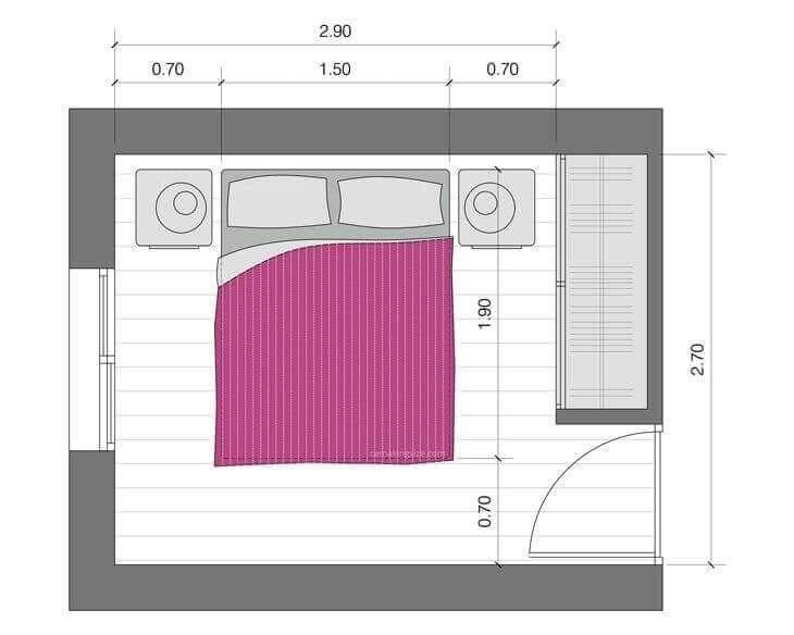 43++ Dimension fenetre chambre standard trends
