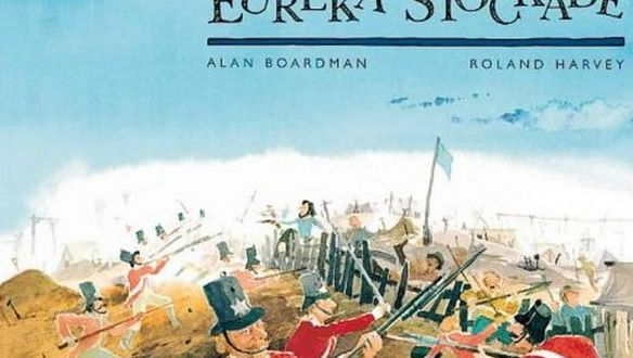 Eureka Stockade by Alan Boardman – A Unit of Work and Lessons For Yr 5 - Australian Curriculum Lessons