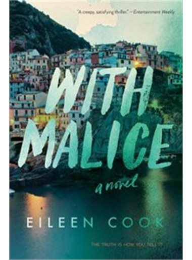 20 best new books november 2017 images on pinterest book lists with malice eileen cook for fans of we were liars jills senior trip to italy was supposed to be the adventure of a lifetime fandeluxe Choice Image