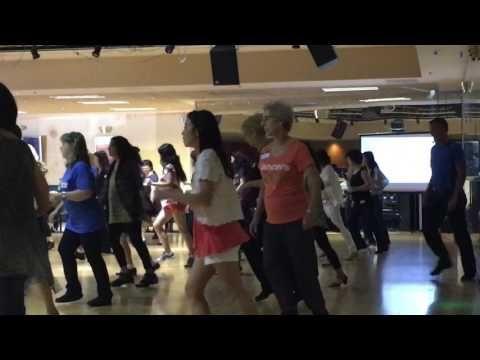 Your Heaven Line Dance by Niels Poulsen - YouTube