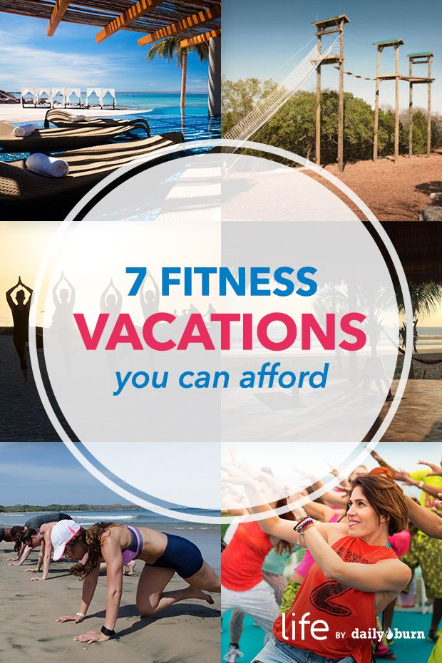 7 Fitness Retreats You Can Actually Afford