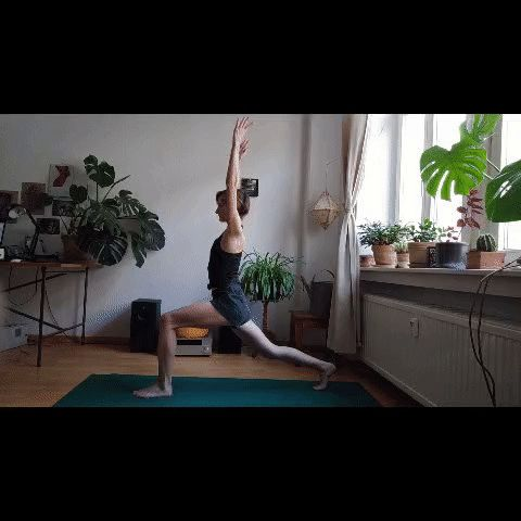 motion is lotion fullbody yoga flow for flexibility in