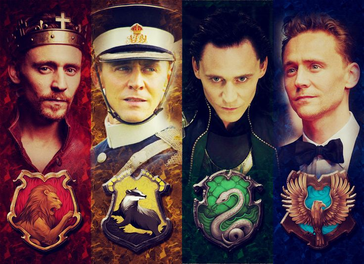 Houses of Hiddleston