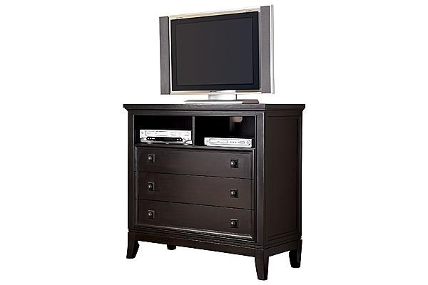 The Martini Suite Media Chest From Ashley Furniture