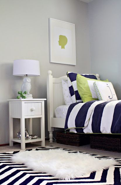 decorating boys bedroom - Schlafzimmerideen Des Mannes Grau