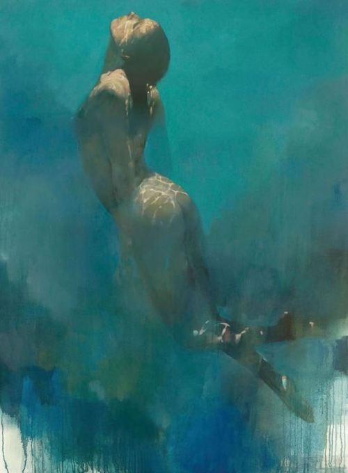noonesnemesis:        towards the light        by Bill Bate