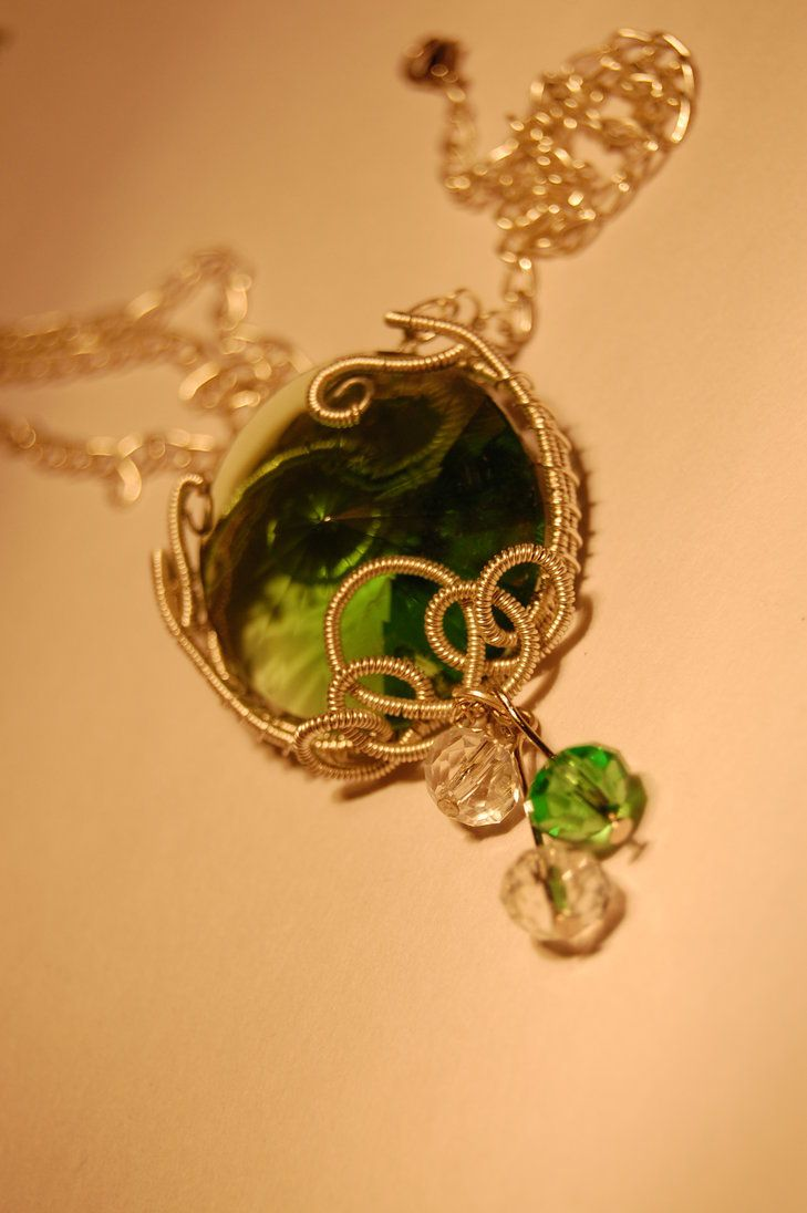Emerald Dream by ArtemisHobby.deviantart.com on @DeviantArt