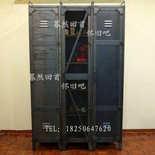 Промышленного чердак Tiegui американский в стиле кантри , чтобы сделать старый ретро шкаф шкафчик шкаф(China (Mainland))