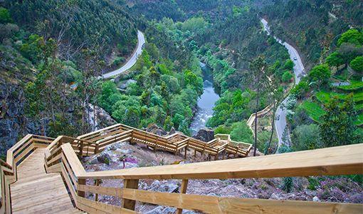 Passadiços de Arouca-margem do rio Paiva - Pesquisa Google