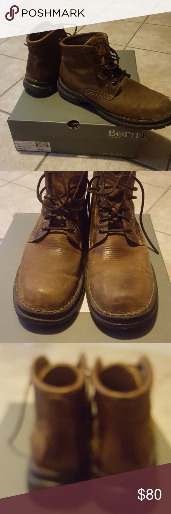 Born Boots Size 11.5 casual to dress boots. These are is great shape and ready to wear Born Shoes