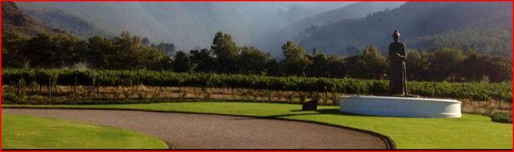 La Motte Vineyards, Franschhoek, South Africa.