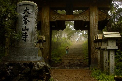 "Japan-Nara-Tim Notari - from ""The Top 10 Places in Japan"""